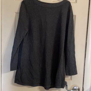 Karen Scott Tunic Sweater